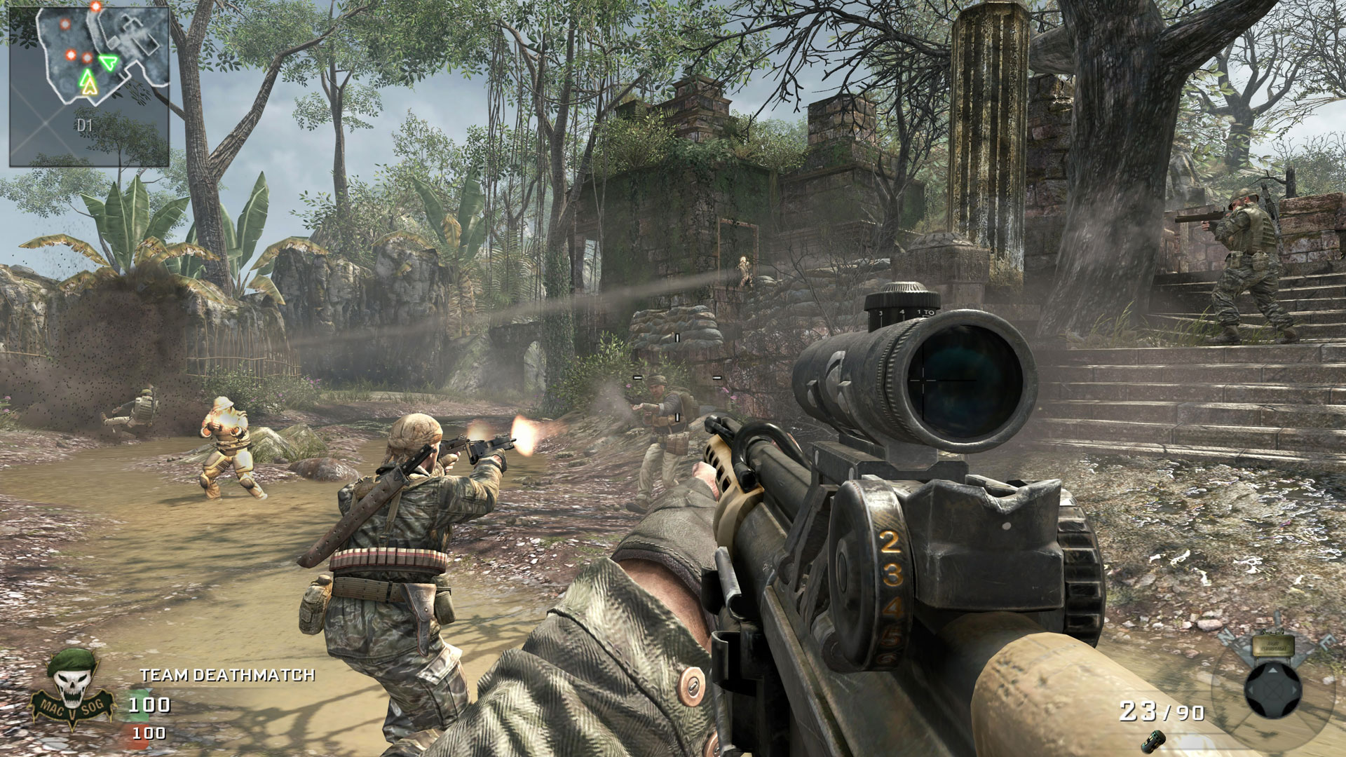 the best call of duty games nvidia geforce 210